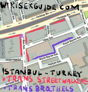 Frauen aus Istanbul