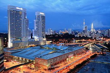 Prostituierte aus Kuala Lumpur